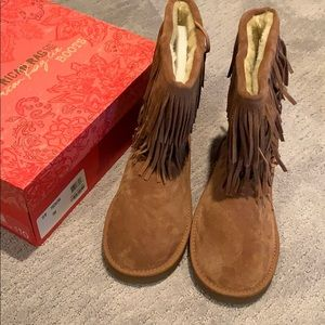 New American Rags Boots size woman's 10